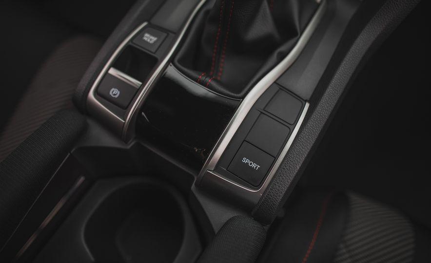 2017 Honda Civic Si coupe - Slide 49