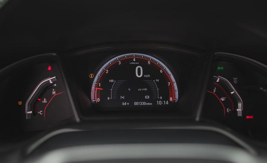 2017 Honda Civic Si coupe - Slide 50