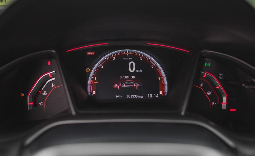 2017 Honda Civic Si coupe - Slide 51