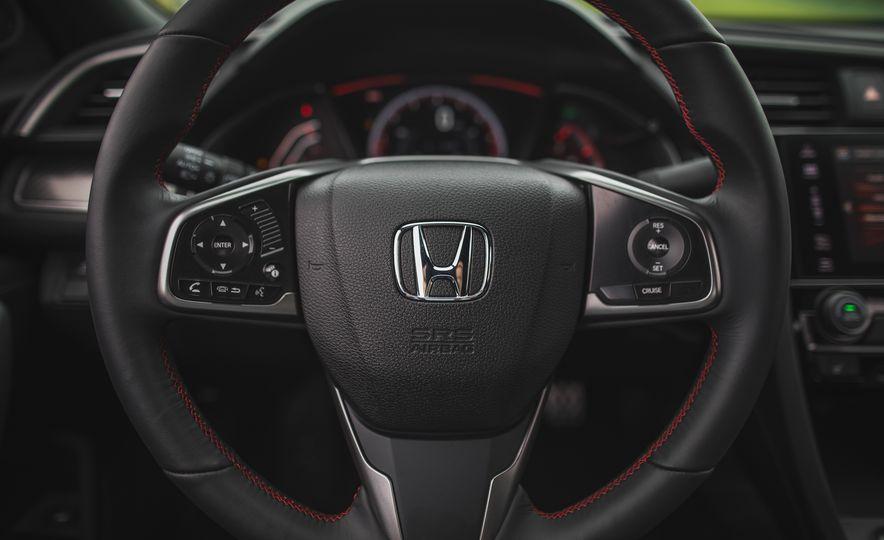 2017 Honda Civic Si coupe - Slide 52