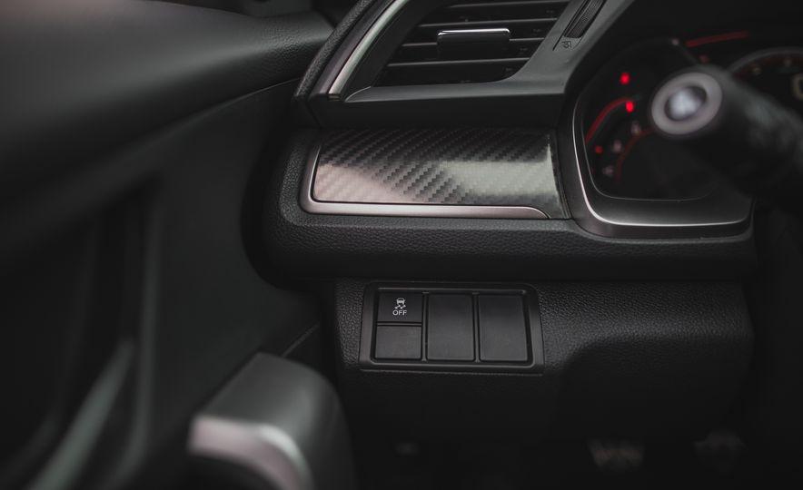 2017 Honda Civic Si coupe - Slide 53