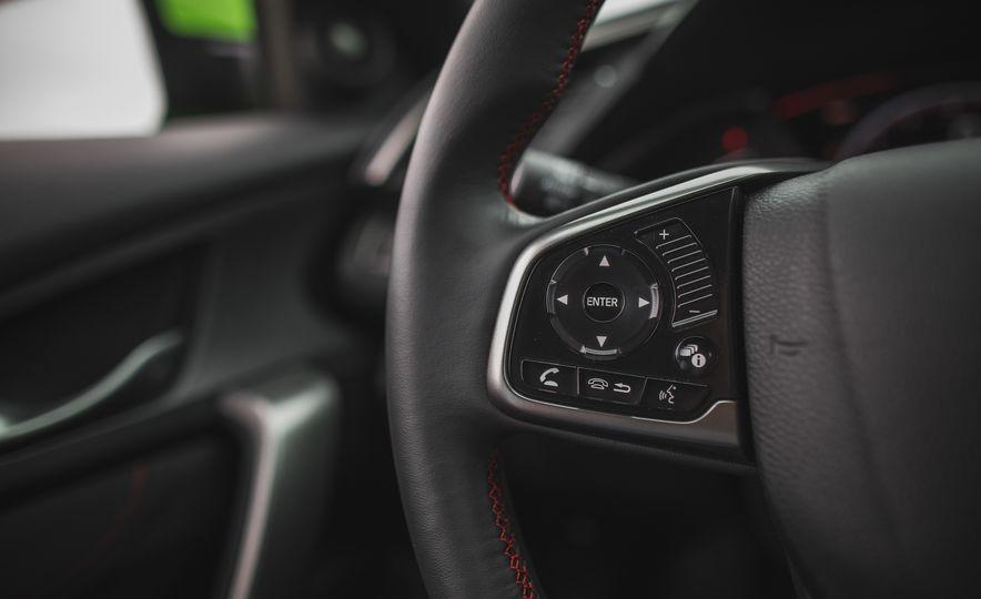 2017 Honda Civic Si coupe - Slide 54