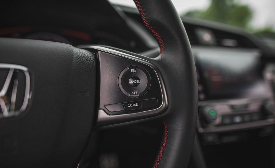 2017 Honda Civic Si coupe - Slide 55