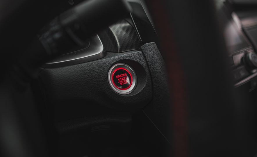 2017 Honda Civic Si coupe - Slide 57