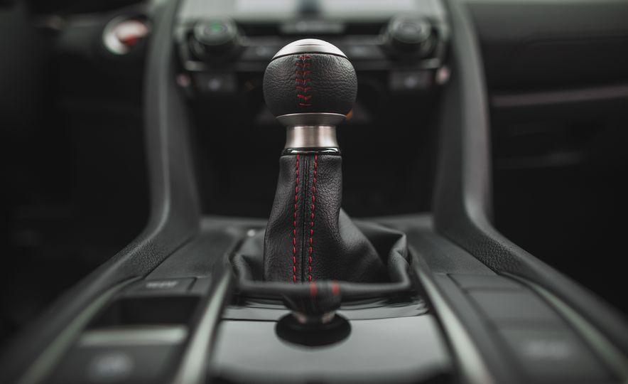 2017 Honda Civic Si coupe - Slide 59