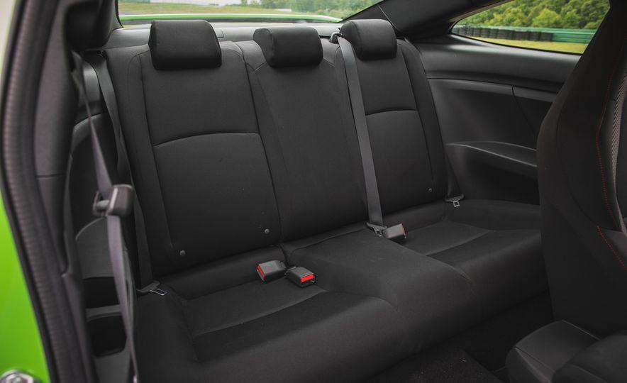 2017 Honda Civic Si coupe - Slide 60