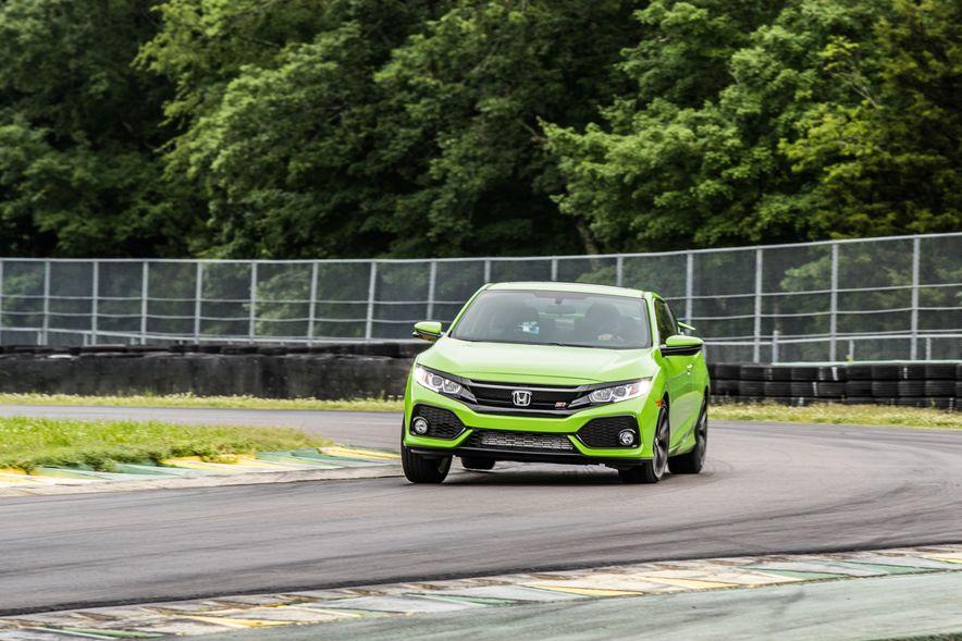2017 Honda Civic Si coupe - Slide 63