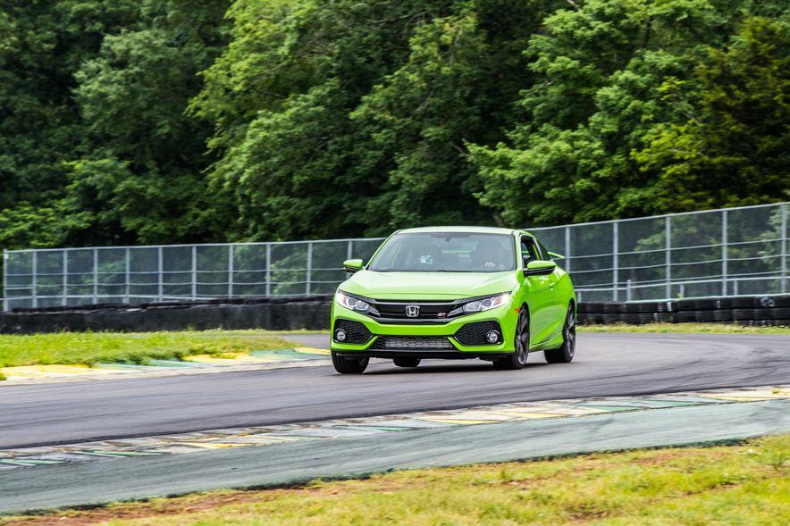 2017 Honda Civic Si coupe - Slide 64