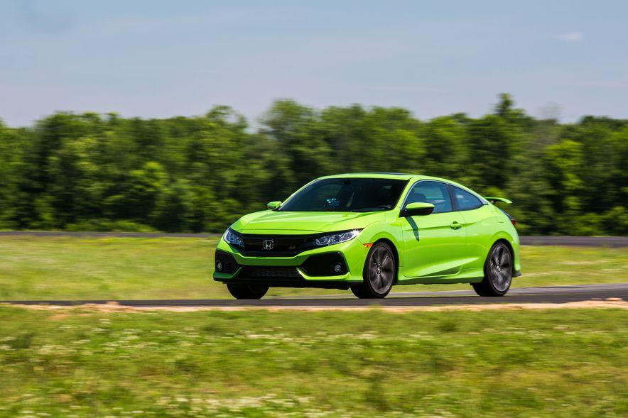 2017 Honda Civic Si coupe - Slide 68