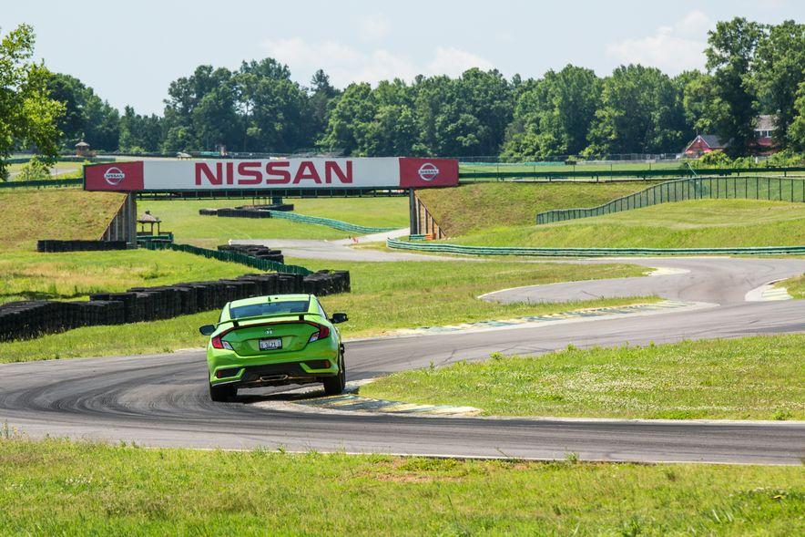 2017 Honda Civic Si coupe - Slide 69