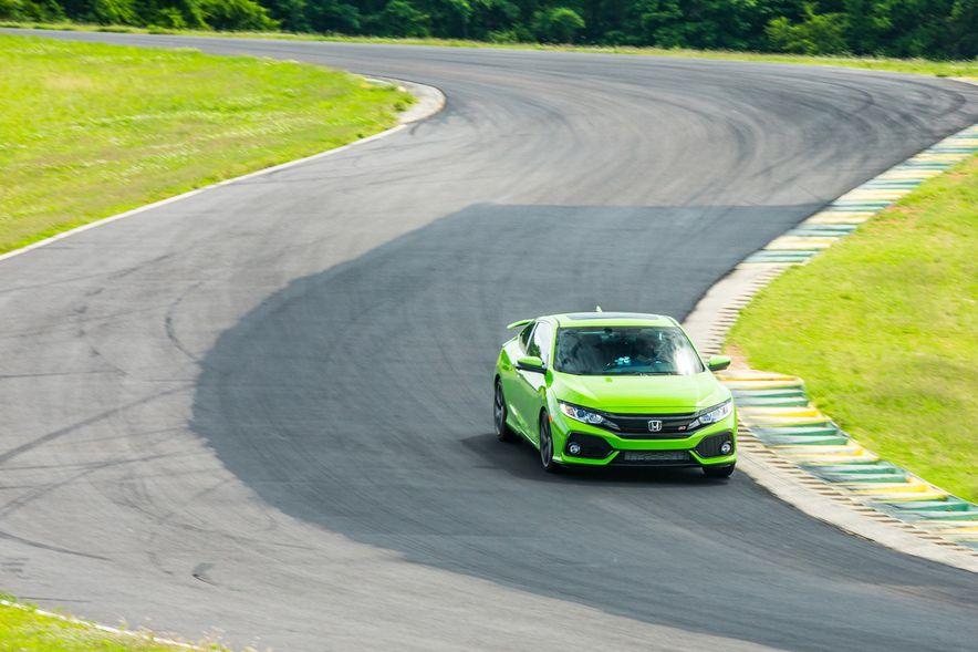 2017 Honda Civic Si coupe - Slide 73