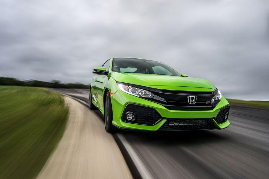 2017 Honda Civic Si coupe - Slide 74