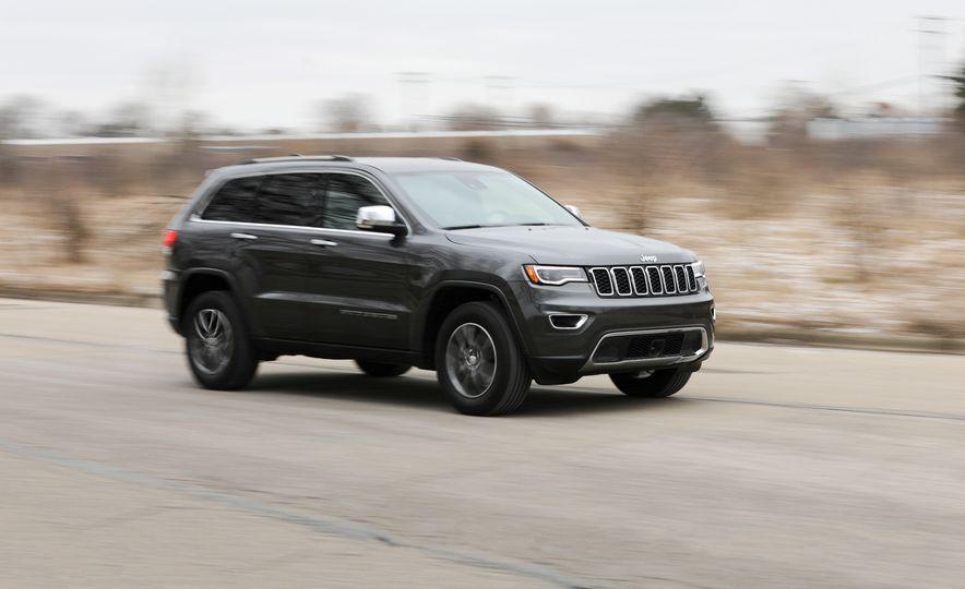2017 Jeep Grand Cherokee - Slide 1