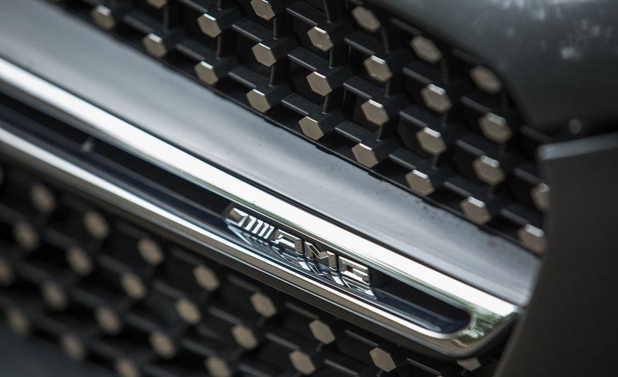 2017 Mercedes-AMG GLC43 coupe - Slide 15
