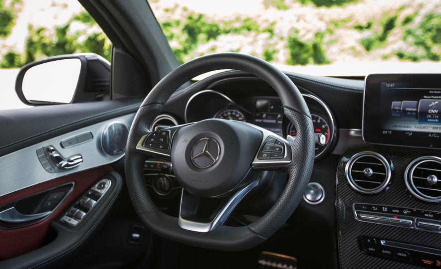 2017 Mercedes-AMG GLC43 coupe - Slide 23