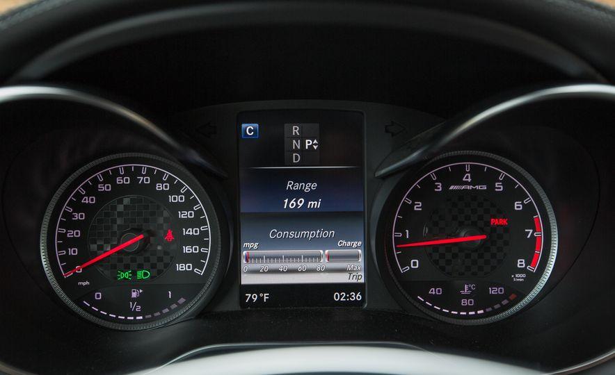 2017 Mercedes-AMG GLC43 coupe - Slide 24