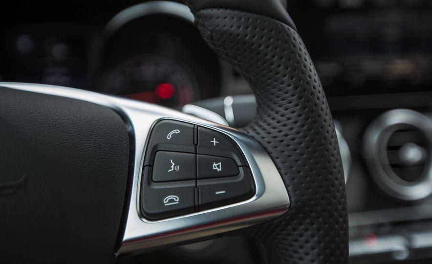 2017 Mercedes-AMG GLC43 coupe - Slide 26