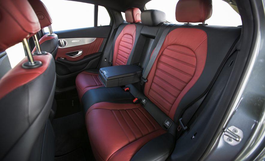 2017 Mercedes-AMG GLC43 coupe - Slide 40