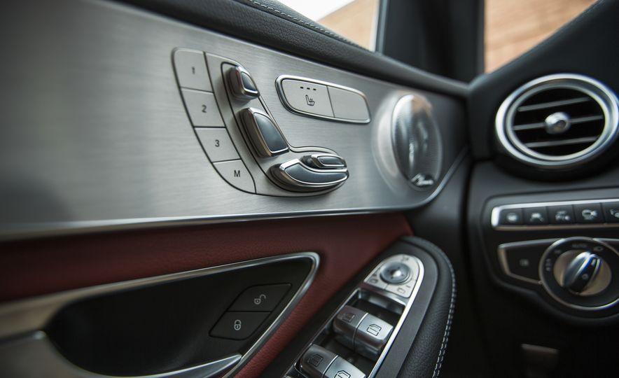 2017 Mercedes-AMG GLC43 coupe - Slide 42