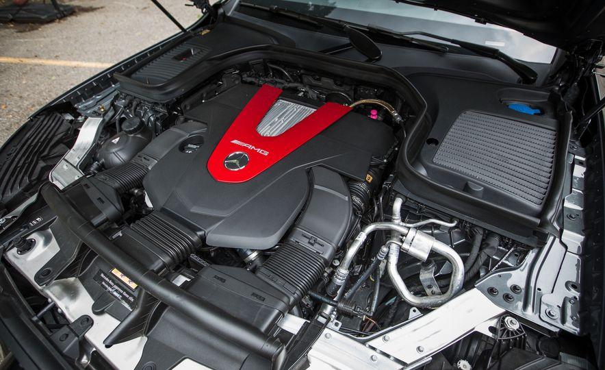 2017 Mercedes-AMG GLC43 coupe - Slide 53
