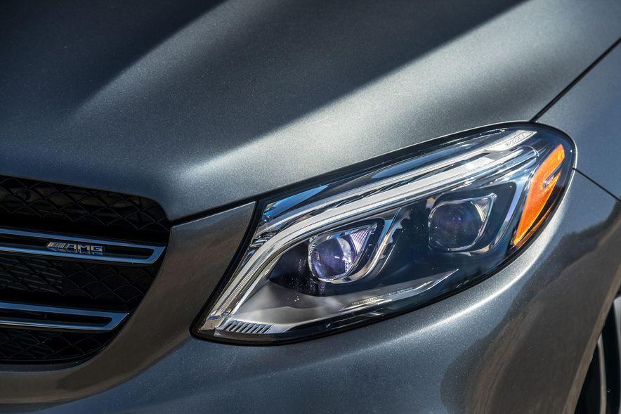 2017 Mercedes-Benz E400 wagon and 2017 Mercedes-AMG GLE43 - Slide 6
