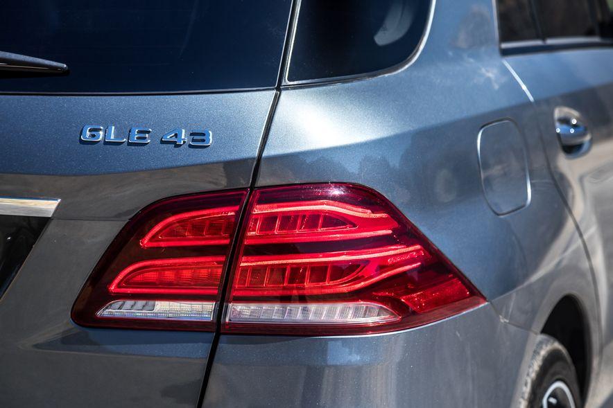 2017 Mercedes-Benz E400 wagon and 2017 Mercedes-AMG GLE43 - Slide 7