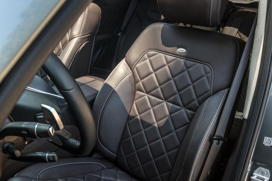 2017 Mercedes-Benz E400 wagon and 2017 Mercedes-AMG GLE43 - Slide 8
