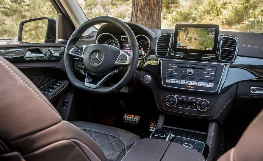 2017 Mercedes-Benz E400 wagon and 2017 Mercedes-AMG GLE43 - Slide 10