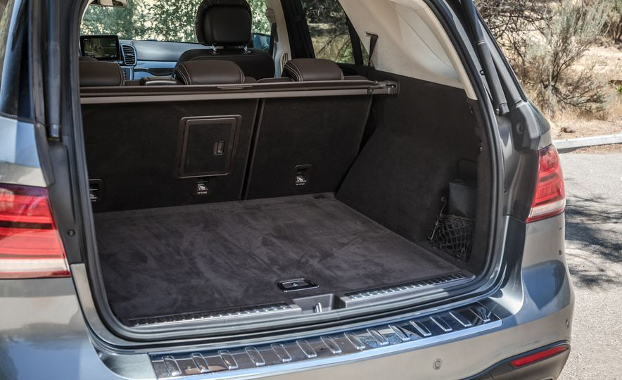 2017 Mercedes-Benz E400 wagon and 2017 Mercedes-AMG GLE43 - Slide 13