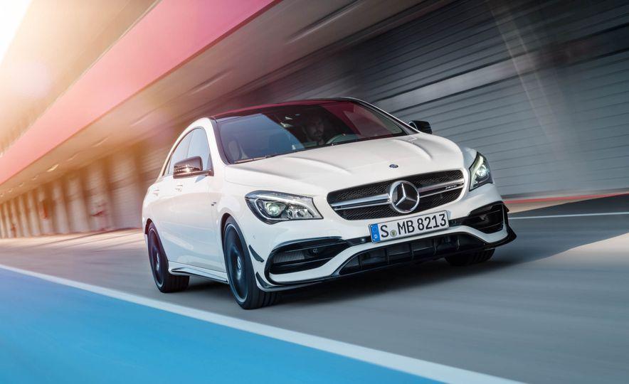 2017 Mercedes-AMG CLA45 4Matic - Slide 1