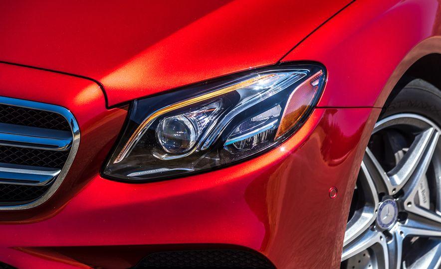 2017 Mercedes-Benz E400 wagon and 2017 Mercedes-AMG GLE43 - Slide 16