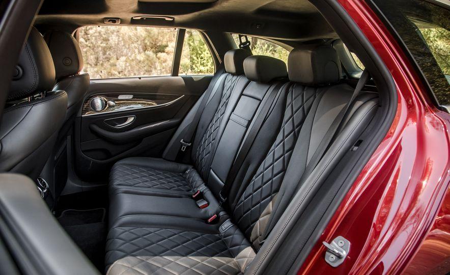 2017 Mercedes-Benz E400 wagon and 2017 Mercedes-AMG GLE43 - Slide 20