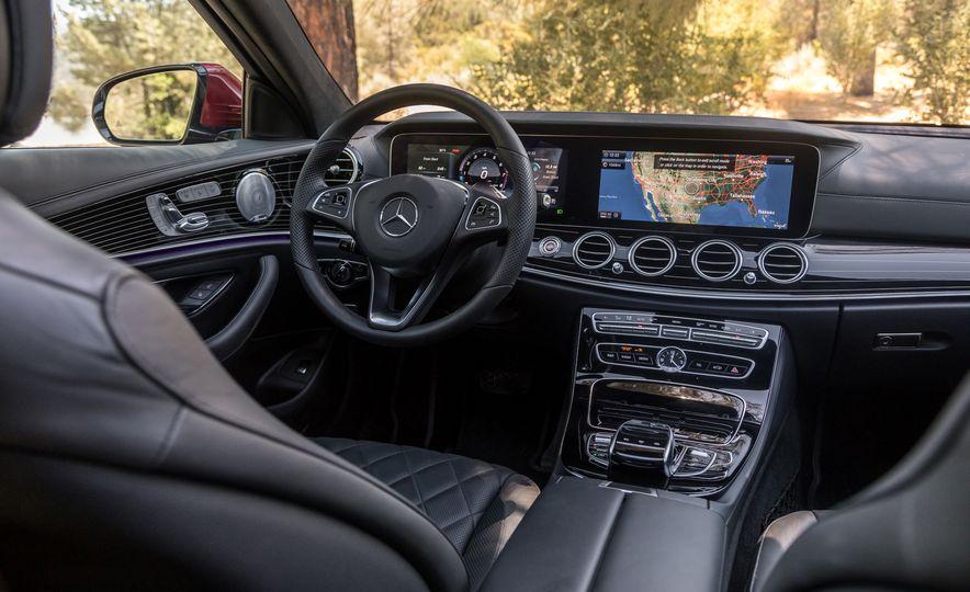 2017 Mercedes-Benz E400 wagon and 2017 Mercedes-AMG GLE43 - Slide 21