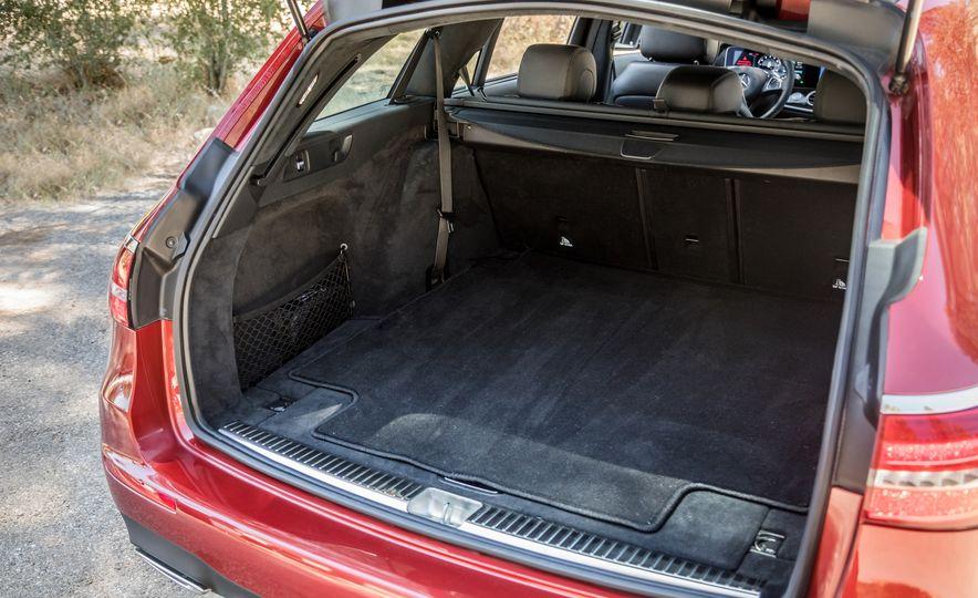 2017 Mercedes-Benz E400 wagon and 2017 Mercedes-AMG GLE43 - Slide 24