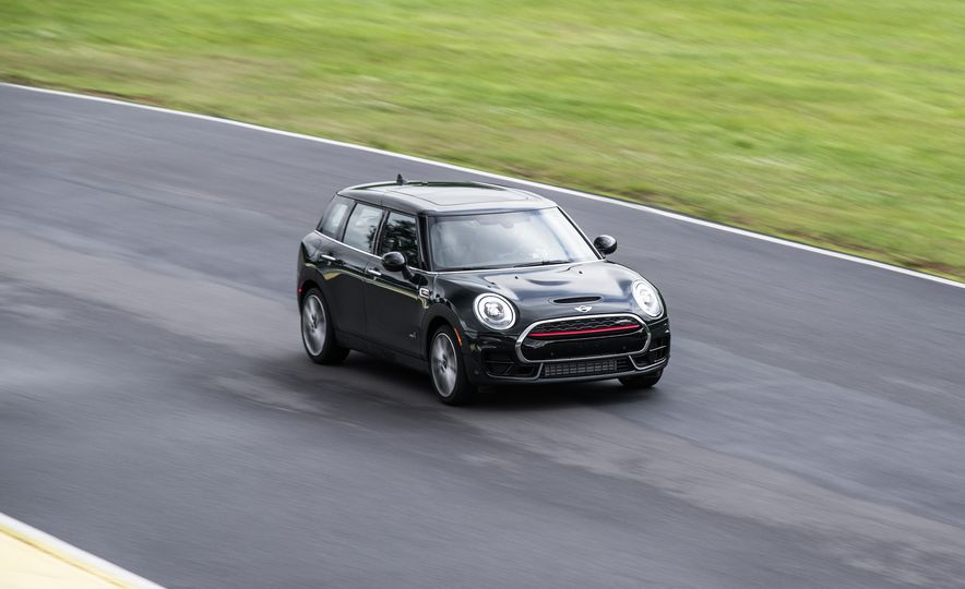 2017 Mini John Cooper Works Clubman ALL4 - Slide 1