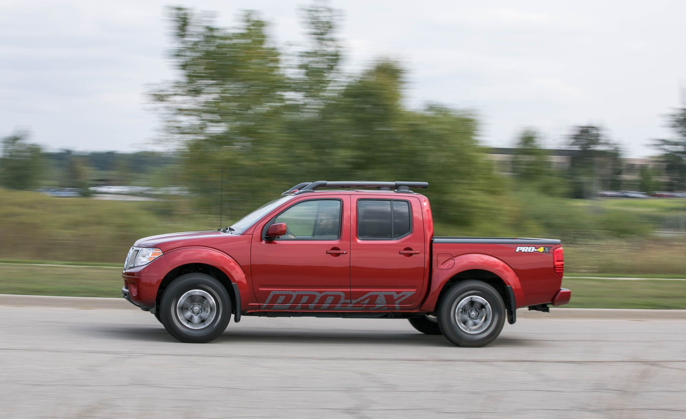 frontier nissan reviews pro review
