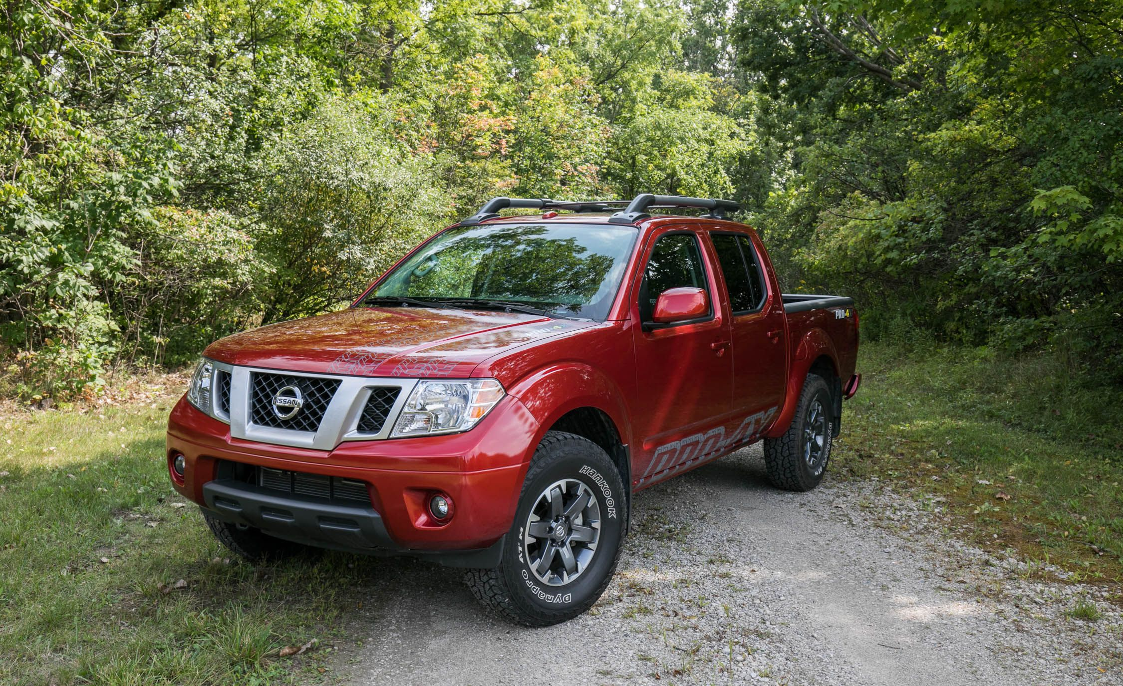 2019 Nissan Frontier Reviews Price Photos And Specs Car Driver