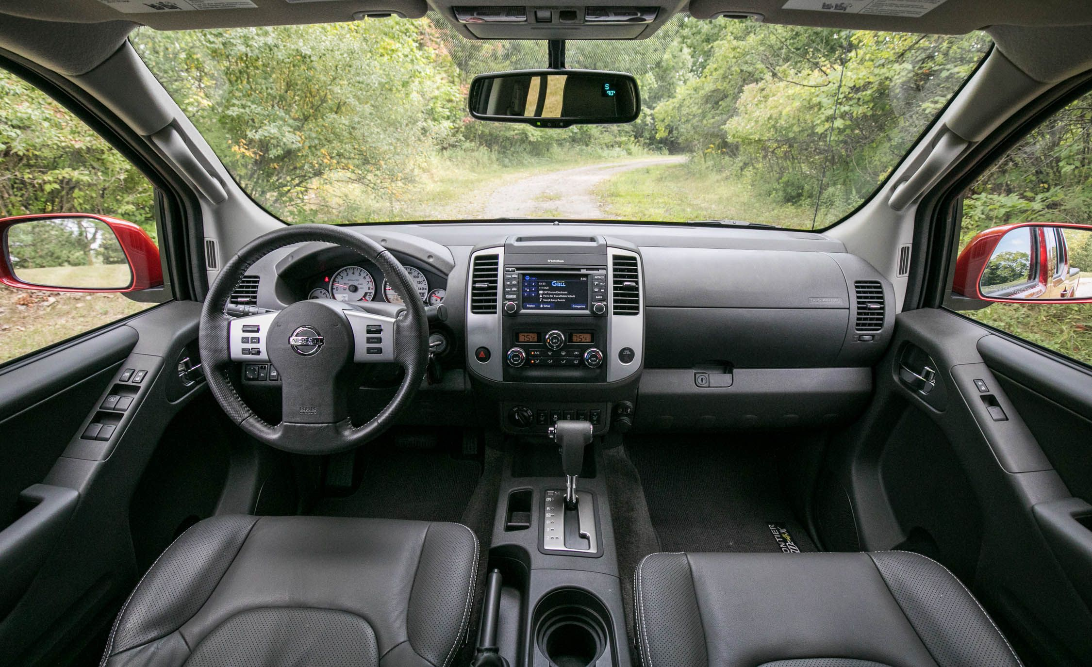 Nissan Frontier Reviews Price Photos And Specs 2018 Crew Cab