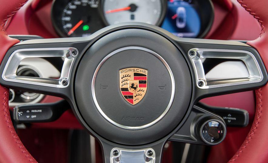 2017 Porsche 718 Boxster S - Slide 47