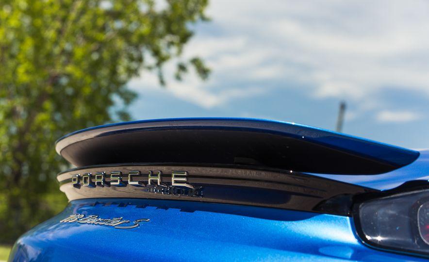 2017 Porsche 718 Boxster S - Slide 115