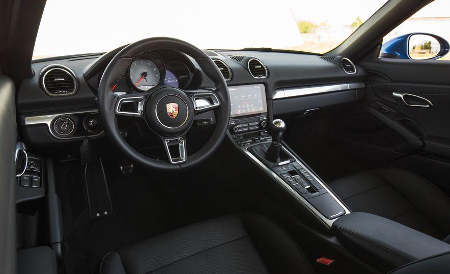 2017 Porsche 718 Boxster S - Slide 117