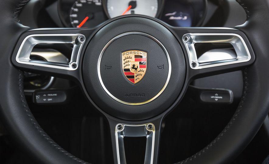 2017 Porsche 718 Boxster S - Slide 123
