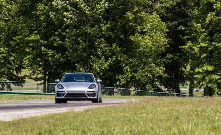 2017 Porsche Panamera Turbo - Slide 78