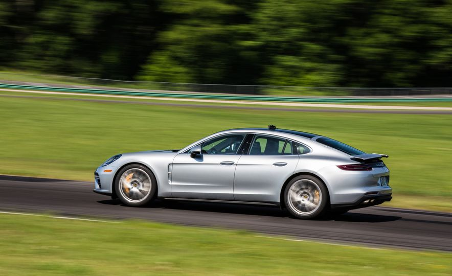 2017 Porsche Panamera Turbo - Slide 85