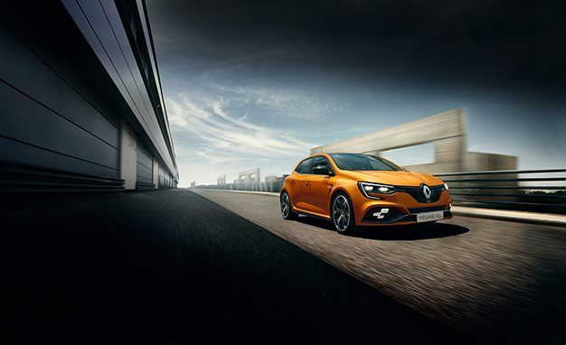 Renault Megane R.S. Hatchback Makes Frankfurt Debut | News | Car And Driver