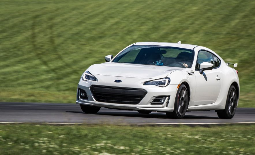 2017 Subaru BRZ with Performance Package - Slide 1
