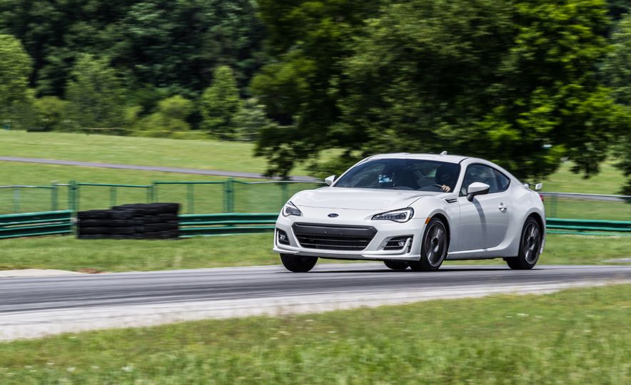 2017 Subaru BRZ with Performance Package - Slide 4
