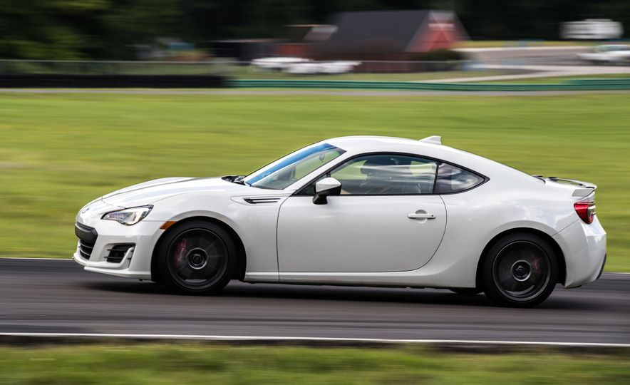 2017 Subaru BRZ with Performance Package - Slide 7