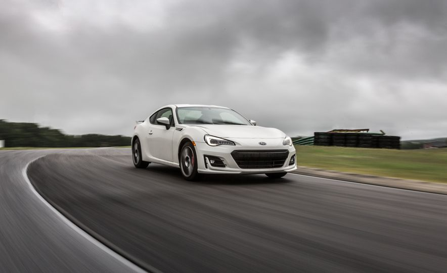 2017 Subaru BRZ with Performance Package - Slide 10