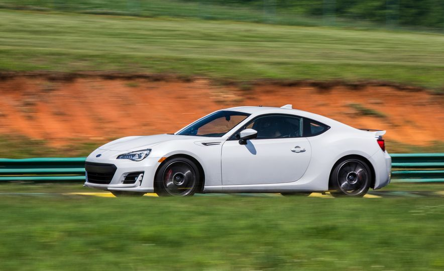 2017 Subaru BRZ with Performance Package - Slide 12